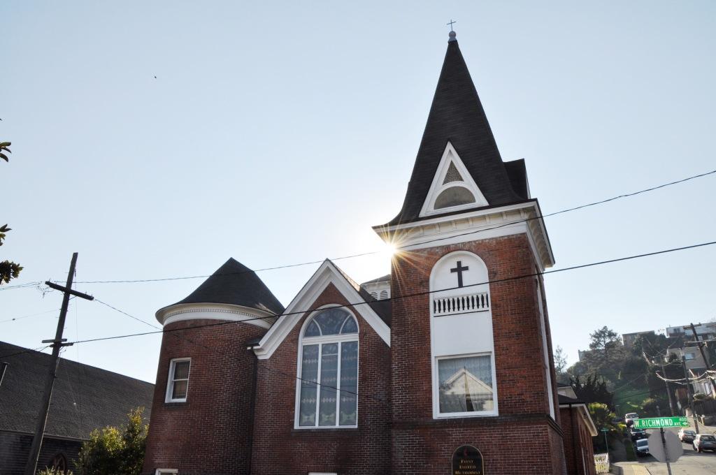 PR church 2