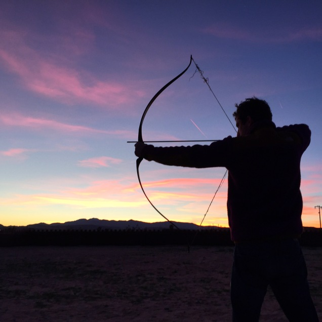 sunset archery