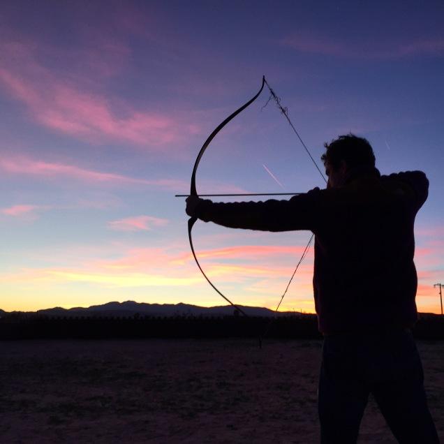 sunset archery